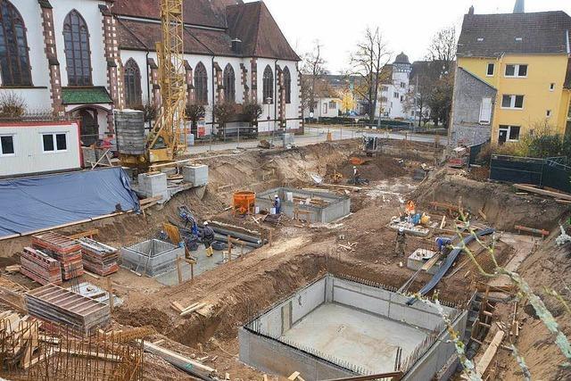 Burgstraße soll bald wieder befahrbar sein