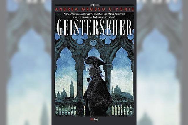 COMICREIHE I: Mystischer Schauer