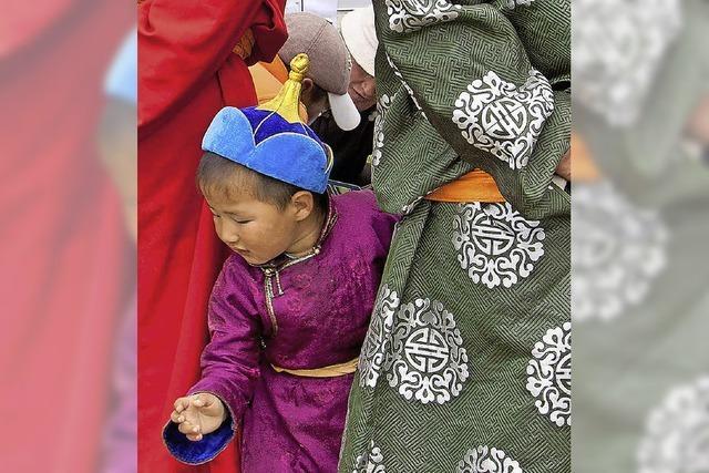 Fotos aus der Mongolei: Atmosphärisches sichtbar gemacht
