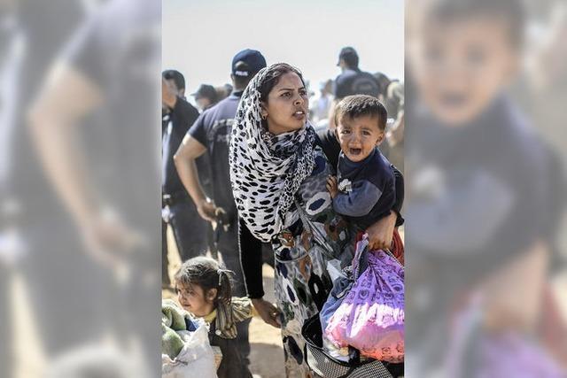 UNO stellt Hilfe für Hungernde ein