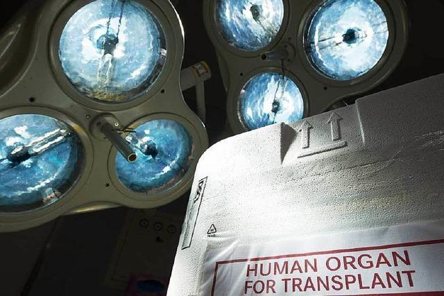 Experten fordern neues System bei der Transplantation