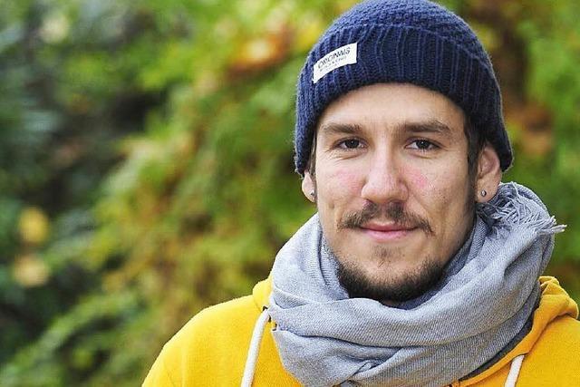 Carsten Witte gründet eine Krebs-Selbsthilfegruppe für junge Erwachsene
