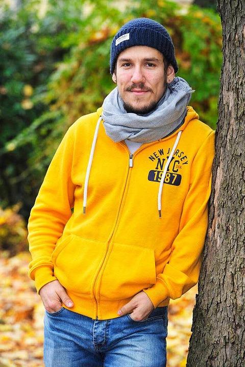 Tatendrang und neue Pläne: Carsten Witte  | Foto: Thomas Kunz