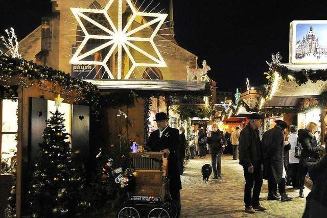 Basler Weihnachtsmarkt