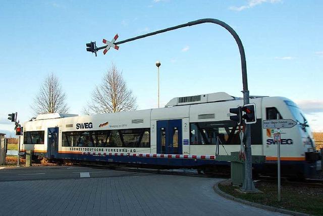 2018 kommt zwischen Breisach und Sasbach der Stundentakt