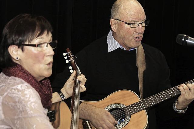 Ü-70er feiern mit Musik und Mundart