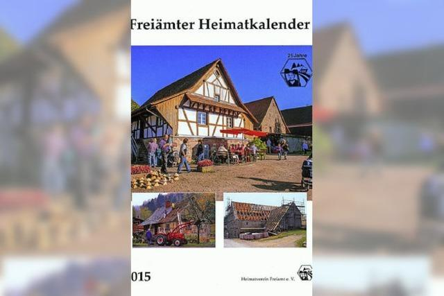 Freiämter Heimatkalender