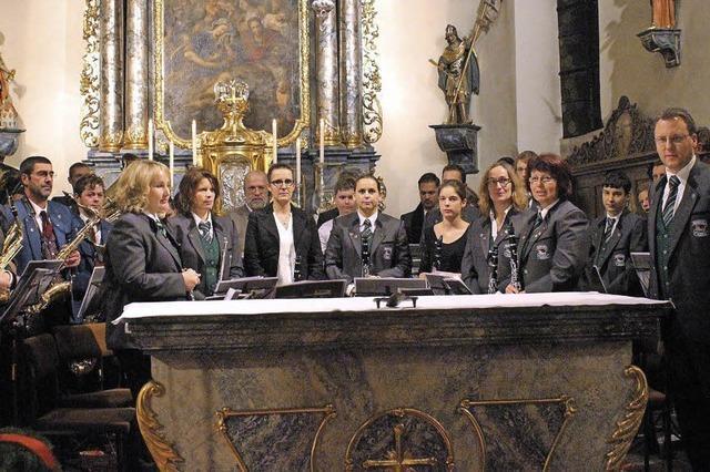 Gesangseinlage überrascht Publikum