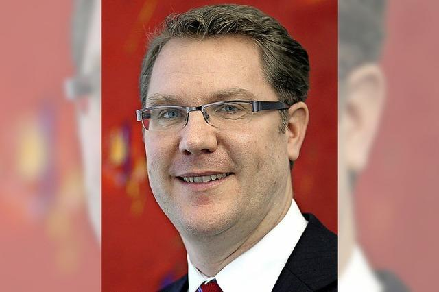 Martin Renner leitet Wehrer Novartis-Werk