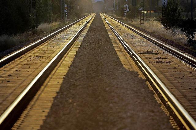 Wo sollen die Gleise 3 und 4 hin?