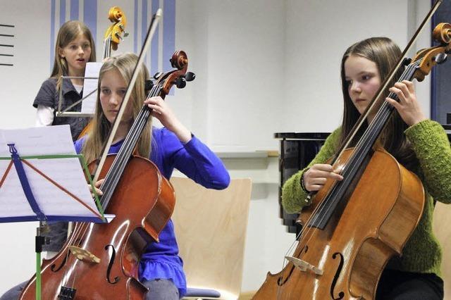 Die Musikschule wird 50