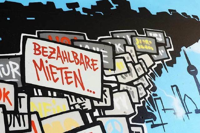 Im Berliner Stadtteil Kreuzberg ist die Welt aus den Fugen