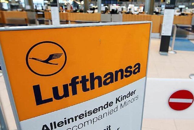 Wieder Streik bei der Lufthansa - Langstrecke betroffen