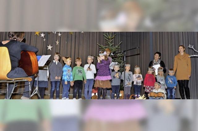 Buntes Begegnungsfest in der Vorweihnachtszeit