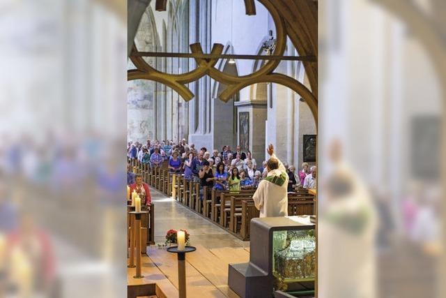 Sechs Pfarreien werden zur Einheit