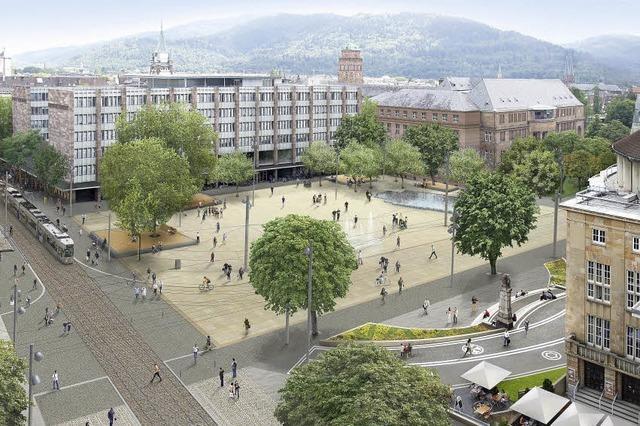 Platz der Alten Synagoge: Studierende lehnen Pläne ab