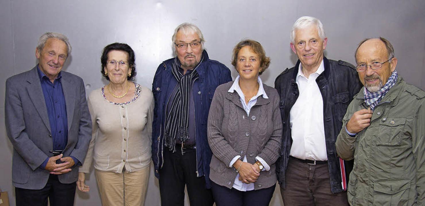 Vertreter der BI für eine umweltverträ...euf-Brisach, und Frank Siebenbürger.    | Foto: Privat