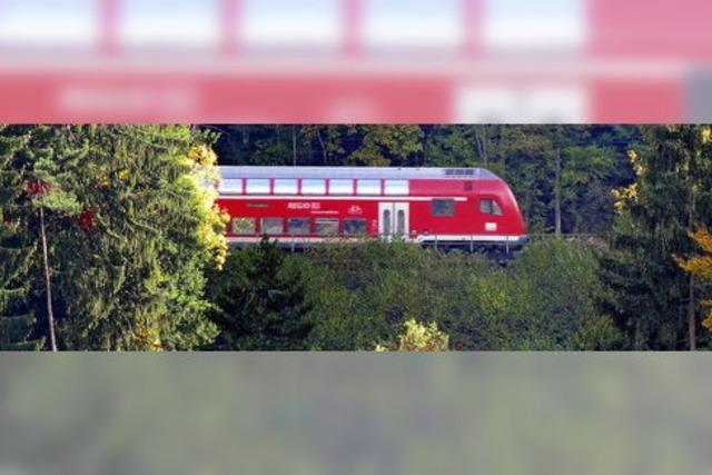 Stundentakt der Schwarzwaldbahn ist bis 2026 gesichert