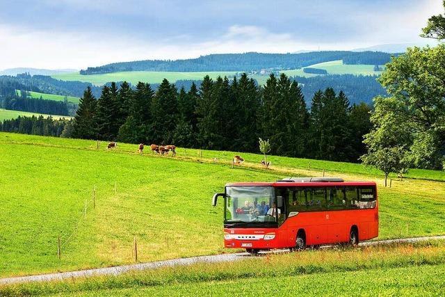 Sparpaket bei Südbadenbus in Freiburg