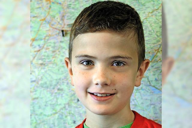 FRAGEBOGEN: Jannis, 9 Jahre, Freiburg