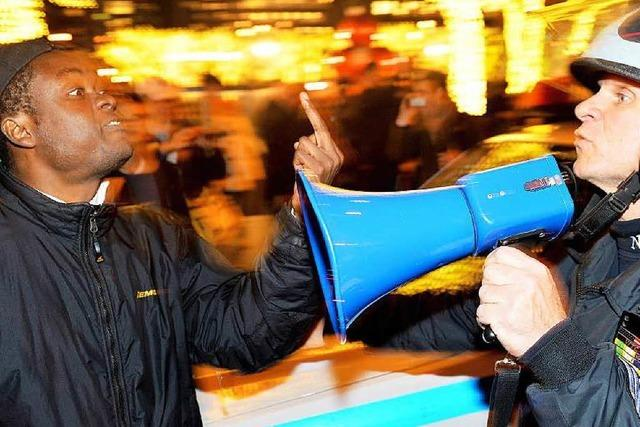 Polizeigewalt löst in den USA erneut Empörung aus