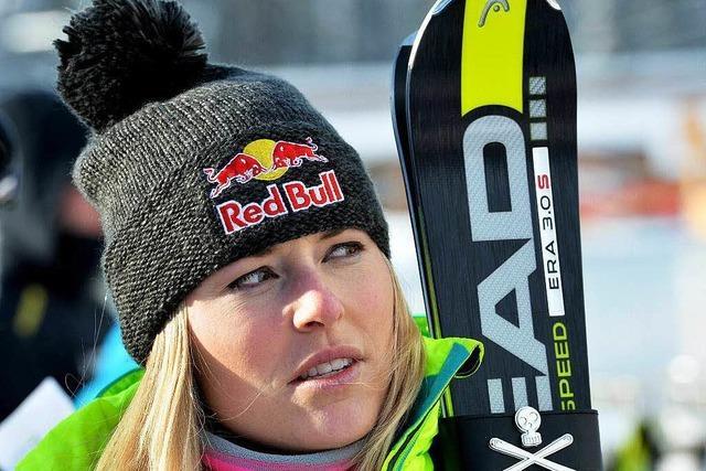Lindsey Vonn startet wieder im Weltcup