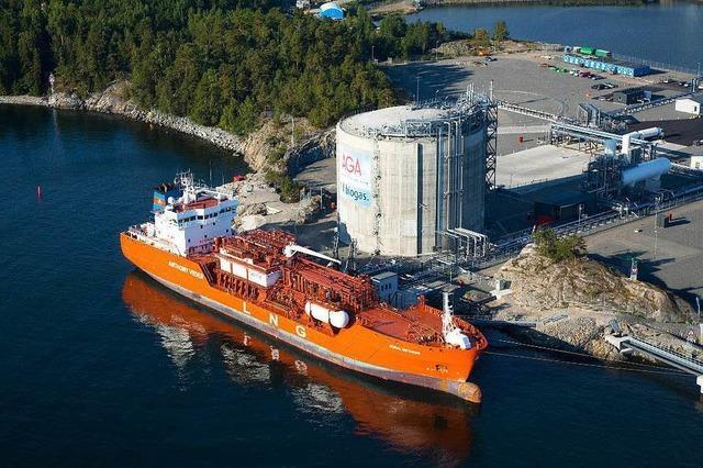 Energiewende an der Adria: Gasprojekt in Kroation
