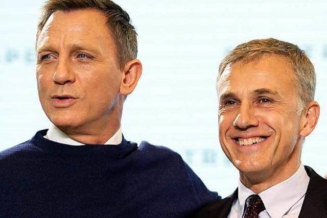 Christoph Waltz wird neuer Bond-Bösewicht