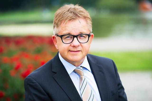 Guido Wolf wird der Spitzenkandidat für die CDU