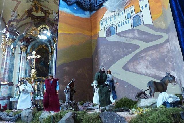 Adventsweg-Gottesdienste in Niederschopfheim