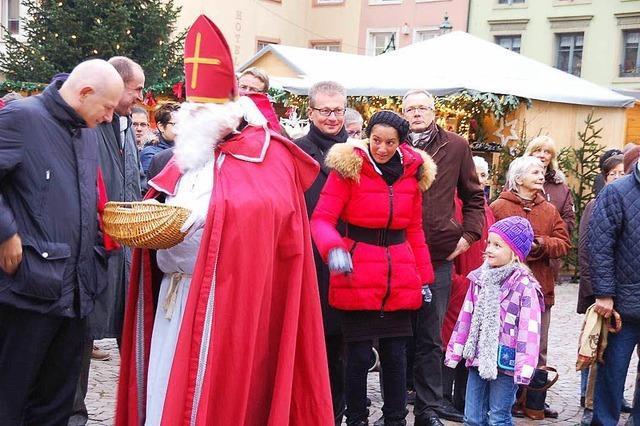 Drei Tage Weihnachtsmarkt in Bad Säckingen