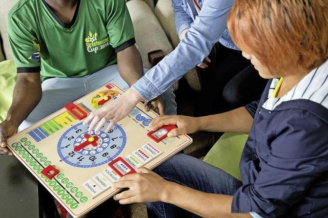Hilfen der Breisacher Bürger kommen bei Flüchtlingen gut an
