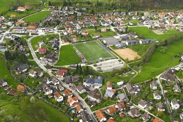 Freie Flächen sind rar in Münstertal