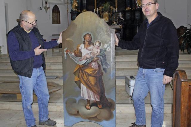 Gemälde erstrahlen in neuem Glanz