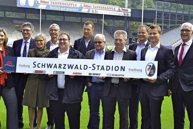 Seelbacher Unternehmen Julabo gehört zum Kreis der Stadionpartner des SC Freiburg