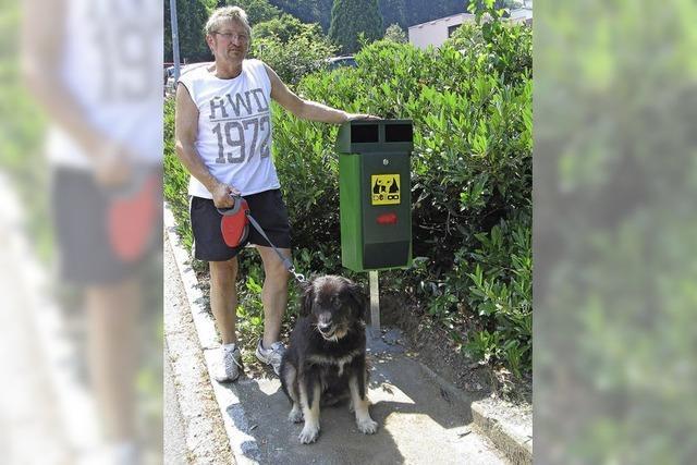 Hundetoiletten sind keine Lösung