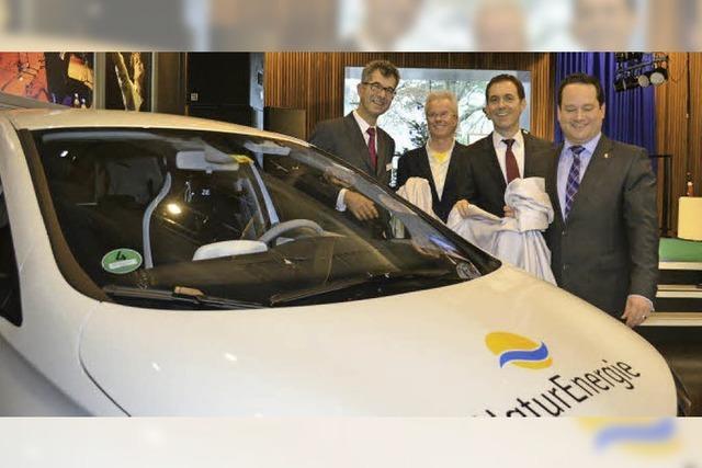 Schub für Elektromobilität