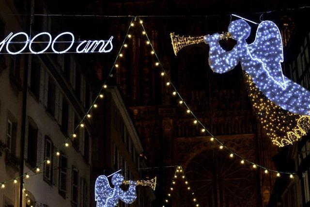 Millenniumfeier ist weihnachtlich angekündigt