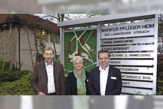 Markus-Pflüger-Heim geht neue Wege