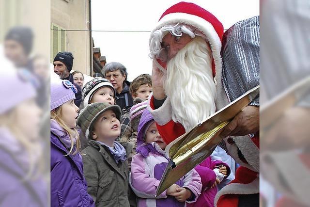 Geschichten vom Nikolaus