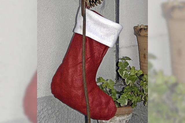 VON 1 BIS 24: Mit dem Nikolaus im Gleichschritt