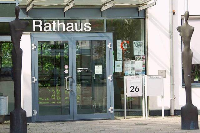 Bürgermeisterwahl in Efringen-Kirchen: Bleibt Fürstenberger?