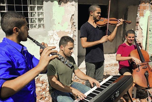 Musikschule der Hoffnung