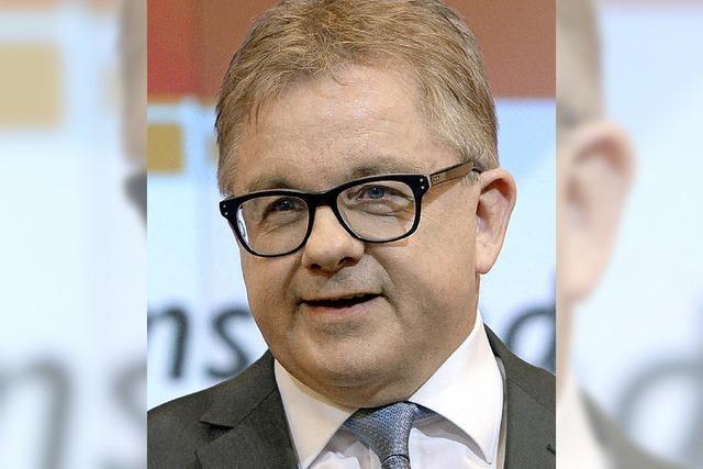 Guido Wolf tritt 2016 gegen Kretschmann an