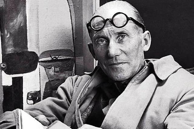 Porträt: Architekt Le Corbusier – ein Reißbrettdiktator?