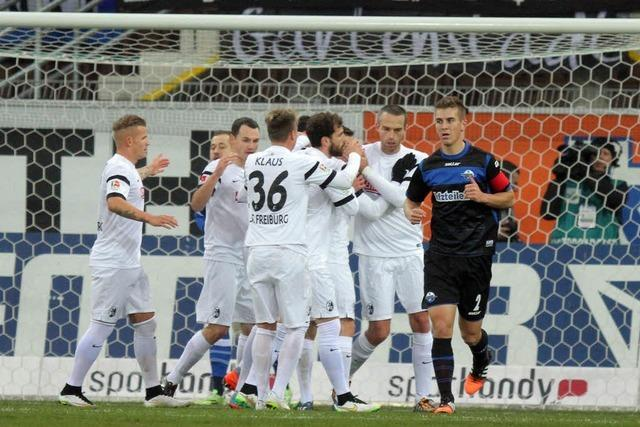Live-Ticker zum Nachlesen: SC Paderborn – SC Freiburg 1:1