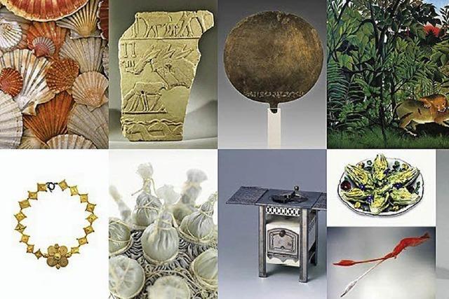 Museumsobjekte als Inspiration
