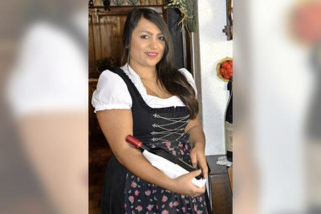 Ausbildungsberuf Restaurantfachfrau: Guter Service ist bei Sanja Beyer das A und O