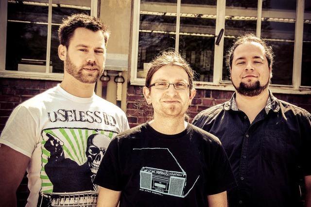 Punkrock von den Siffern in Emmendingen