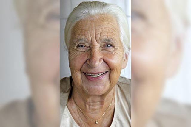 Elsbeth Färber: Der Zufall führte sie nach Bonndorf